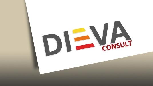Лого Диева Консулт