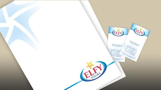 Elfy Tours Folder
