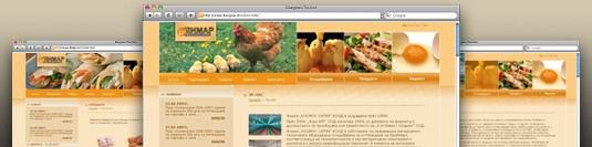 Уеб сайт Пимар