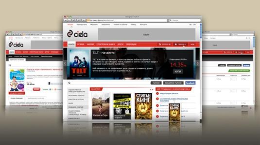 Online store Ciela
